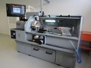 New CNC Machinery
